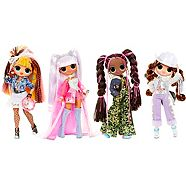 L.O.L. Surprise! O.M.G. Remix Dolls, Assorted