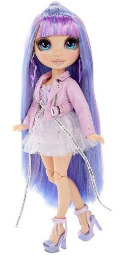Rainbow High Fashion Doll - Violet Willow or Ruby Anderson, Assorted