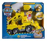 PAW Patrol Ultimate Rescue Construction Truck | Paw Patrolnull