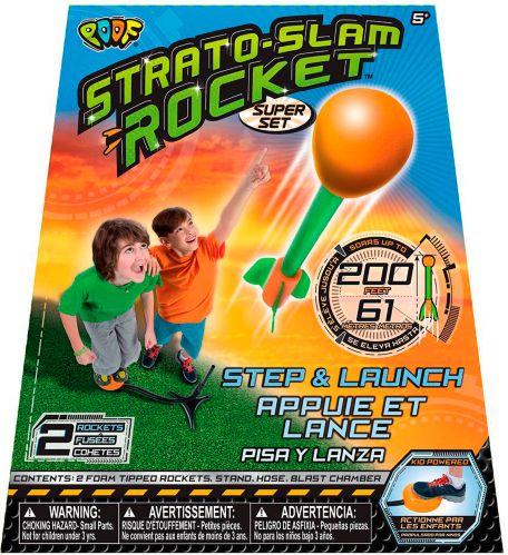 POOF Strato-Slam Rocket Super Set Product image