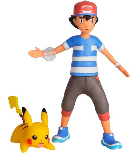 Figurine Pokémon Battle Feature Figure, varié, 4 1/2 po Image de l'article