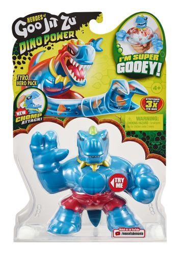Figurines héros Heroes of Goo Jit Zu Dino Power, choix variés