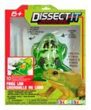 Trousse de dissection synthétique pour laboratoire de dissection de grenouille