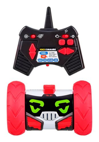 Robot Turbo Bot télécommandé et à commande vocale Really RAD Robots