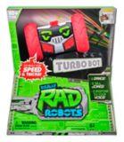 Robot Turbo Bot télécommandé et à commande vocale Really RAD Robots | Moosenull
