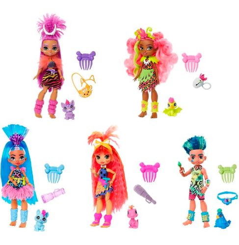 Cave Club™ Prehistoric Fashion Doll & Accessories, Assorted