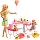 Pique-nique et chiot Barbie | Barbienull