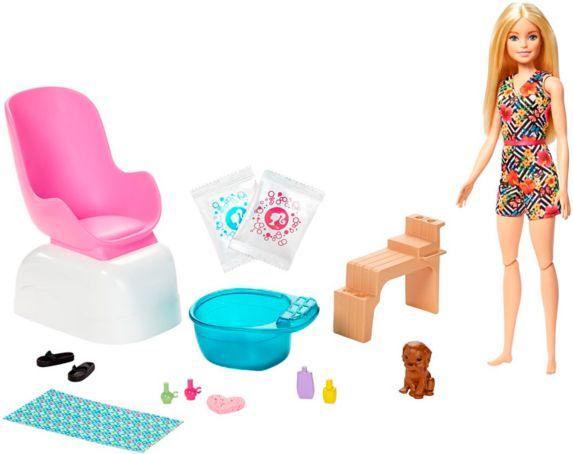 Spa de manucure et pédicure Barbie Image de l'article