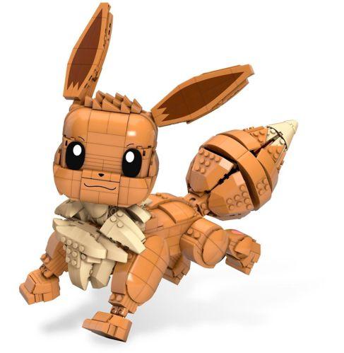 Évoli géant Méga Construx Pokémon Image de l'article