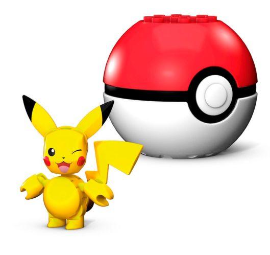 Balle Pokémon Evergreen Méga Construx Pokémon, variées