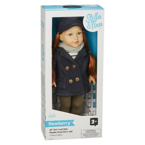 Stella & Finn Newberry Doll, Kate, 18-in Product image