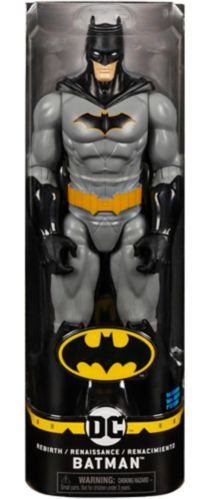 Batman Rebirth Action Figure, Assorted, 12-in Product image