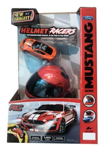 New Bright R/C Helmet Racers Vehicle Product image