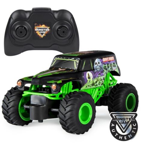 Camion téléguidé Monster Jam à échelle1:24, varié Image de l'article