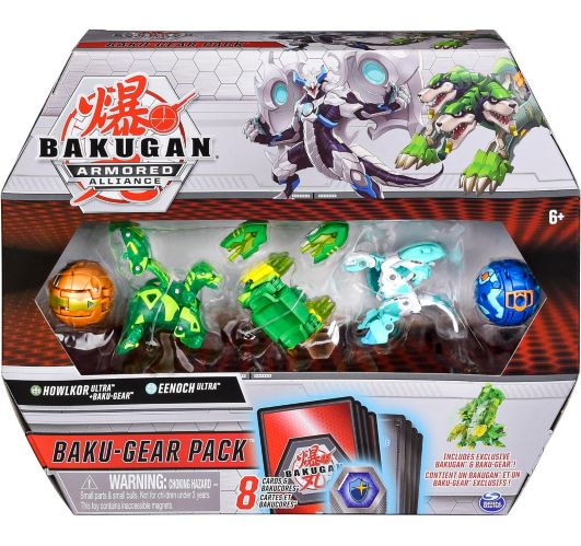 Baku-Gear Bakugan, choix varié Image de l'article