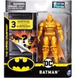 Figurine d'action Batman Defender avec 3 accessoires mystères, choix variés, 4 po | Vendor Brandnull
