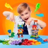Boîte de blocs Mega Construx Wonder Builders, paq. 790 | Mega Bloksnull