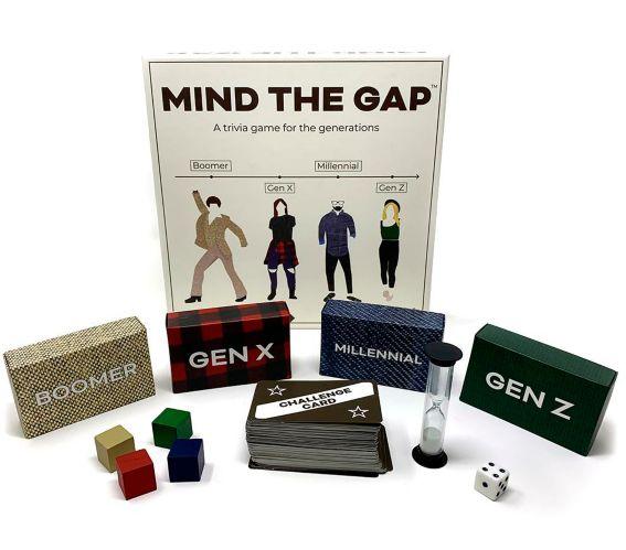 Mind The Gap - un jeu-questionnaire pour les générations Image de l'article