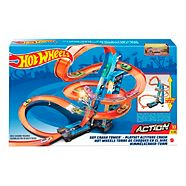 Hot Wheels® Sky Crash Tower™ Track Set