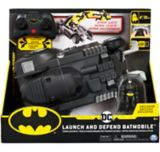 Batman Launch and Defend Batmobile Remote Control Vehicle | Vendor Brandnull