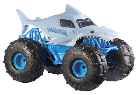 Camion monstre tout-terrain téléguidé Monster Jam Megalodon STORM Image de l'article