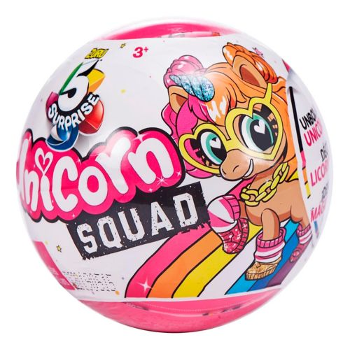 5 Surprise Unicorn Squad Mystery Collectible Capsule Product image