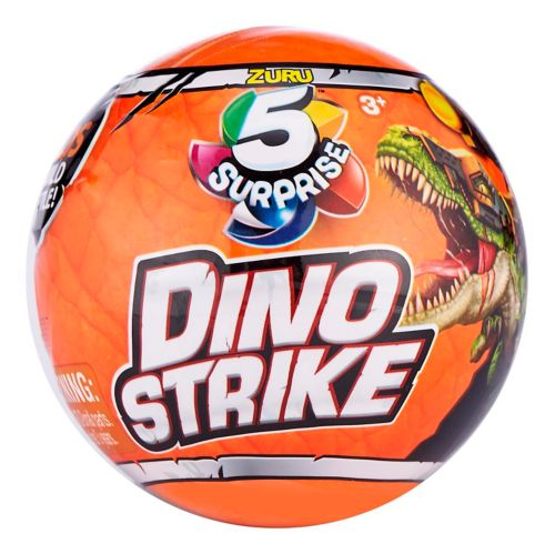 5 Surprise Dino Strike Mystery Collectible by ZURU Product image