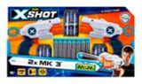 Lance-fléchettes X-Shot MK3 de ZURU | Zurunull