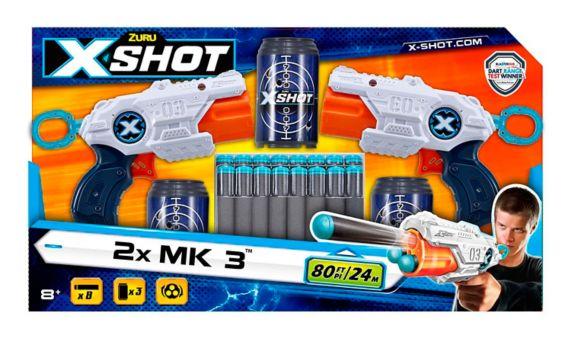 Lance-fléchettes X-Shot MK3 de ZURU Image de l'article