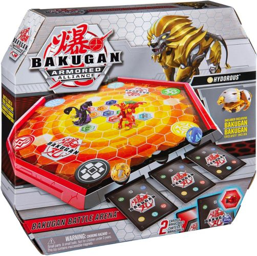 Arène de combat Bakugan
