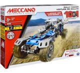 Ensemble de construction motorisée, circuit de course,10-en-1 MECCANO | Vendor Brandnull