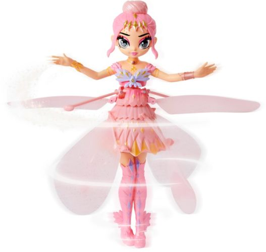 Hatchimals Pixies Crystal Fliers Pink Magical Flying Pixie Toy Product image