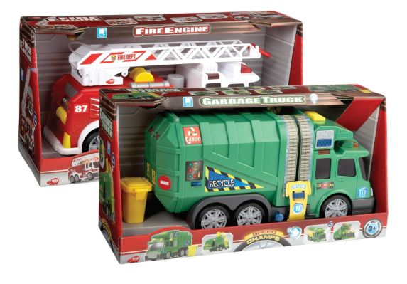 Emergency Vehicle Action Figure, Assorted Product image