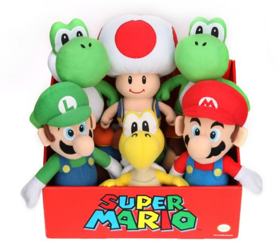 Super Mario 6-in Plush Doll Product image