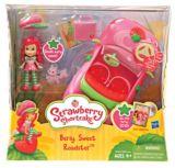 Fraisinette et son cabriolet | Strawberry Shortcakenull