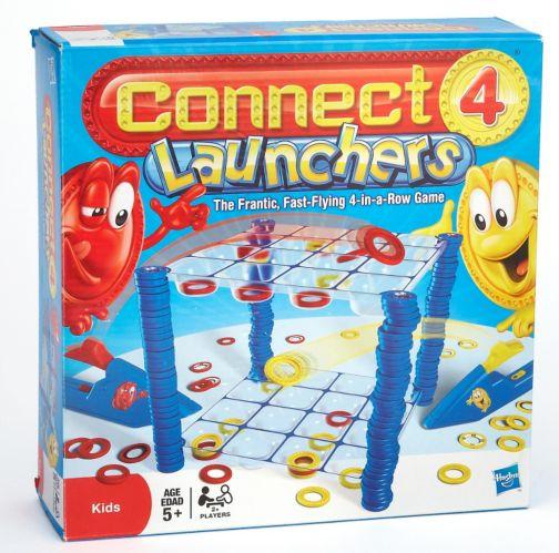 Jeu Connect Four Launchers Image de l'article
