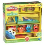 Ensemble Play-Doh Rue Sésame | Play-Dohnull