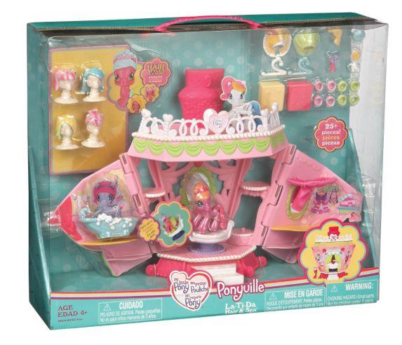 Ensemble My Little Pony Ponyville Ooh La La Image de l'article