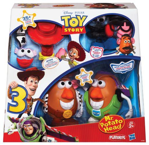 Ensemble de collection Monsieur Patate Histoire de jouets 3 Image de l'article