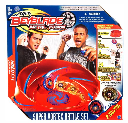 Beyblades Metal Fusion Super Battle Set Product image
