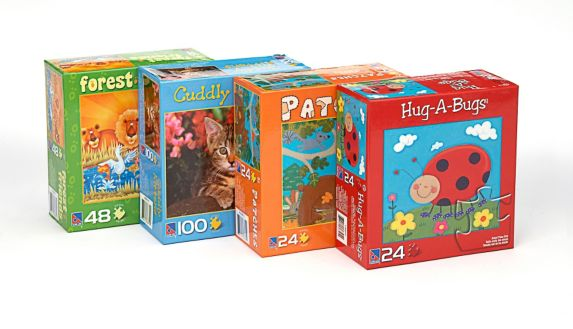 Assorted Puzzles Product image