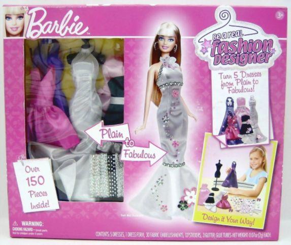 Barbie Fashion Designer Kit Product image