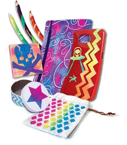 Studio d'autocollants à colorier Crayola Image de l'article