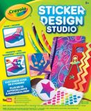 Studio d'autocollants à colorier Crayola | Crayolanull