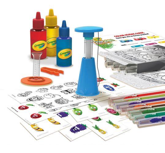 Trousse de création de marqueurs parfumés Crayola Image de l'article