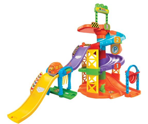 VTech Spinning Spiral Tower Playset Product image