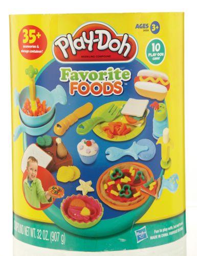Boîte à gourmandises Play-Doh