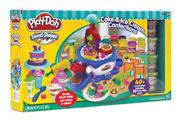 Play-Doh® Cake and Ice Cream Set Product image