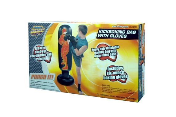 Bop Bag with Gloves Product image