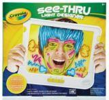 Tableau de dessins lumineux et transparents Crayola | Crayolanull